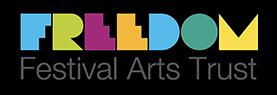 Freedom Festival Arts Trust logo